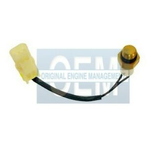 Original Eng Mgmt 8473 Engine Coolant Fan Temperature Switch