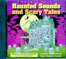 HAUNTED SOUNDS & SCARY TALES: CLASSIC HALLOWEEN SOUND EFFECTS & SCARY NARRATION!