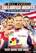 Talladega Nights: Ballad of Ricky Bobby (DVD, 2006, Full Frame)Disc Only 14-73