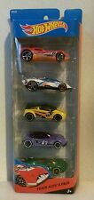 Hot Wheels 5 pack Race track aces. New in package