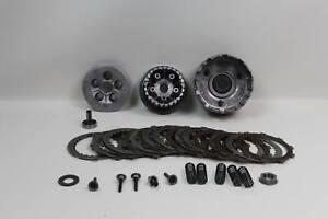 Ducati 848 EVO 11-13 Complete Clutch Hub Gear Plates Discs Backet