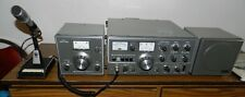 Kenwood TS-520 Complete Station -VFO, Speaker, Mic, Original Box and Manual