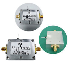 RFBiaser Bias Tee 10MHz-6GHz F HAM Radio RTL SDR LNA Low Noise Amplifier