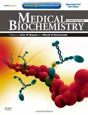 Medical Biochemistry by John Baynes & Marek H. Dominiczak, 3rd Edition