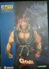 Akuma Gouki 1:6 scale Action figure Street Fighter not pop culture shock Statue