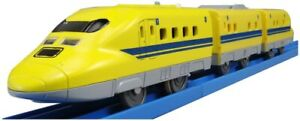 Plarail S-07 923 type Doctor Yellow T4 formation with light