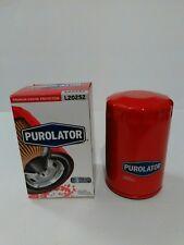 Purolator L20252 Premium Oil Filter New In Original Packaging