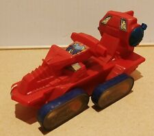 Vintage 1982 MOTU He-Man Attak Trak - Fully Working With Battery Cover