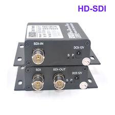 Premium HD SDI Fiber optic Media Converter with Data FC S/M 20Km  for SDI CCTV