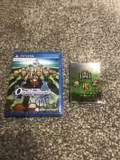 Mystery chronicle one way heroics ps vita limited run Games New & Sealed & Card