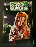 House of Secrets # 92 Bronze Age Replica Edition ☆☆☆☆ Swamp Thing