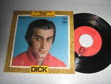 DICK RIVERS EP FRANCE UN COEUR BLESSE ERIC CHARDEN