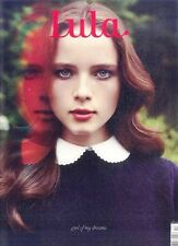 LULA Magazine 13,Anna De Rijk,Codie Young,Corinne Day,Camille Rowe,Kate Moss NEW
