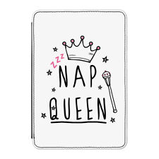 Nap Queen Case Cover for Kindle Paperwhite - Funny Girly Girls