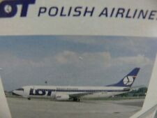 1/500 Herpa LOT Polish Airlines Boeing 737-300 511926 E