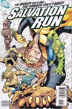 SALVATION RUN N° 5 Albo in Americano ed. Dc Comics