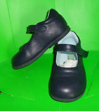 VGUC Darling Baby Shoes Bloom Mary Jane Navy SZ 8T