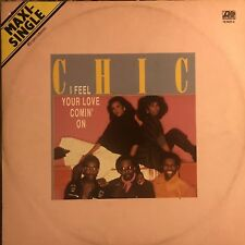 CHIC • I Feel Your Love Comin On • Vinile 12 Mix • 1982 ATLANTIC