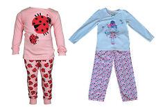 Marks and Spencer Girls' Cotton pyjamas Set Nightwear (2-16 Years)