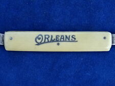 COUTEAU ANCIEN / Old knife - TAILLE PLUMES / Feather cut - ORLEANS - TOP+++ !