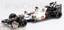 MINICHAMPS 1 43 Scale Sauber F1 Team Ferrari C31 K. Kobayashi 3rd Place Japan GP