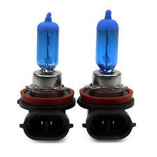 2x H8 35w BLU Xenon Alogeno Temperatura 8500K Fari Lampada Auto Set Lampadina