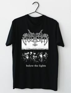 Enslaved Norwegian Extreme Metal Band Below The Lights T-Shirt M-2XL