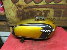 Honda CB350  Gas Tank  Fuel Tank  CB 350  Vintage Cafe