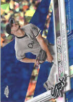 CARLOS RODON 2017 TOPPS CHROME SAPPHIRE EDITION #59 ONLY 250 MADE