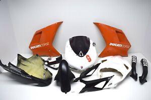 Ducati 1198 848 1098 Race Fairing Racing Front Cover