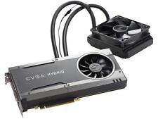 EVGA GeForce GTX 1080 FTW HYBRID GAMING, 08G-P4-6288-KR, 8GB GDDR5X, RGB LED, Al