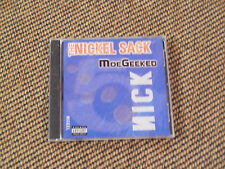 NEW! Nickel Sack [PA] by Moe Geeked [EP] (CD, Oct-2000, Wall Street) FREE SHIP!