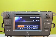 TOYOTA Prius CD Radio MP3 Navigatore Satellitare Touchscreen Bluetooth Auto Stereo decodificato