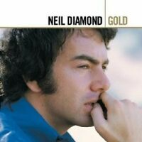 "NEIL DIAMOND ""GOLD"" 2 CD NEU"