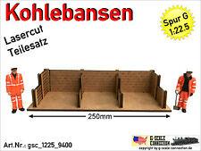 Spur G Kohlebansen Kohlebunker BW - Lasercut  - 1:22,5 - gsc_1225_9400