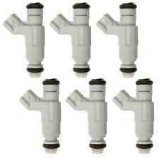 Set of 6 Standard Fuel Injectors for Explorer Sport Trac Mountaineer 4.0 V6 2004