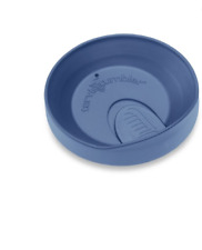 Tervis® Tumbler Travel Lid 10 oz. with Open/Close Slider in Blue