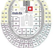 2 Top Sitzplatz Tickets SHANIA TWAIN 8.10.2018 Köln Sitzplätze Innenraum vorne