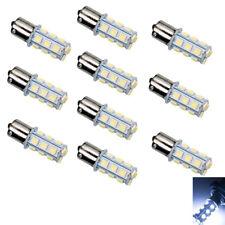 10x 1156 1141 1056 BA15S 18 LED SMD Car Reverse/Turn Signal Light Bulb White 12v