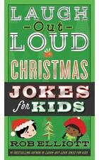 Laugh-Out-Loud Christmas Jokes for Kids by Rob Elliott (English) Paperback Book