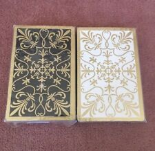 Vintage Playing Cards, 2 Decks, New/Sealed