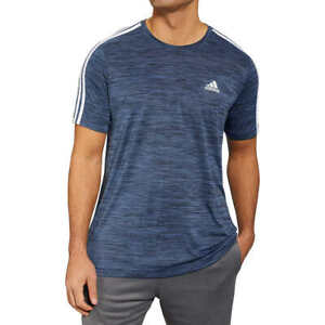 Adidas Men's Standard Relaxed Fit Tech Sport Crewneck Lightweight T Shirt
