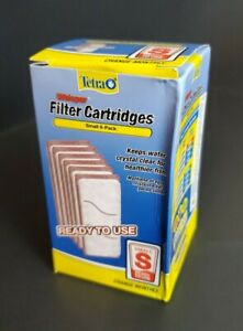 TETRA®  6-Pack Whisper® Aquarium Small Filter Cartridges #19550-919 - NIP