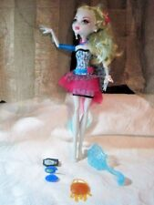 Monster High DOT DEAD GORGEOUS LAGOONA BLUE Doll Sea Monster