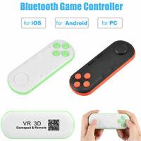 Wireless Bluetooth Remote Control Gamepad Joystick for PC 3D VR TV Box IOS Game