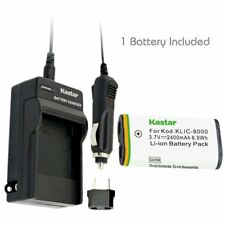 KLIC-8000 Regular Charger& Battery for Kodak Z1012 IS,Z1015 IS,Z1085 IS,Z1485 IS