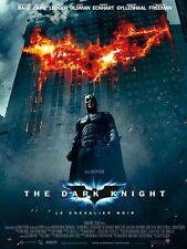 Affiche 40x60cm THE DARK KNIGHT, LE CHEVALIER NOIR  / BATMAN 2008 Nolan NEUVE