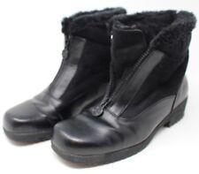 Ladies Tender Tootsies Karen Black Warm Ups boots 10M