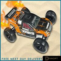 Large Remote Control RC 4WD Big Wheel Toy Car Monster Truck 1:10 2.4 GHz RTR CAR