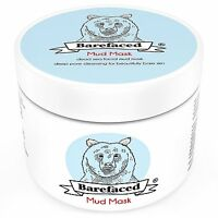 A BeBarefaced Dead Sea Mud Face Mask Facial Anti Ageing Blackhead & Acne